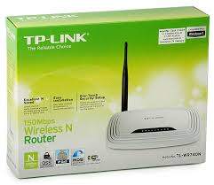 WIRELESS ROUTER  WR740N TP-LINK