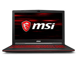 Laptop MSI GAMING GL63 8RD-099VN