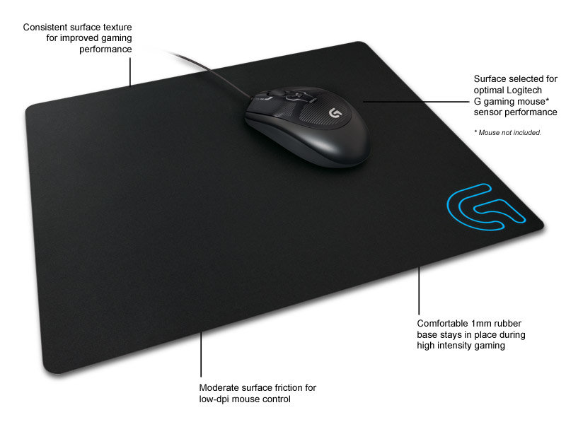 PAD MOUSE OPT LOGITECH
