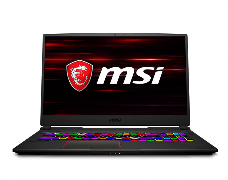 Laptop MSI GE75 Raider 10SFS - 076VN