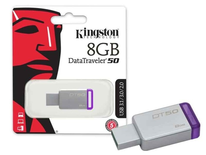 8gb Kingston G4, DT50