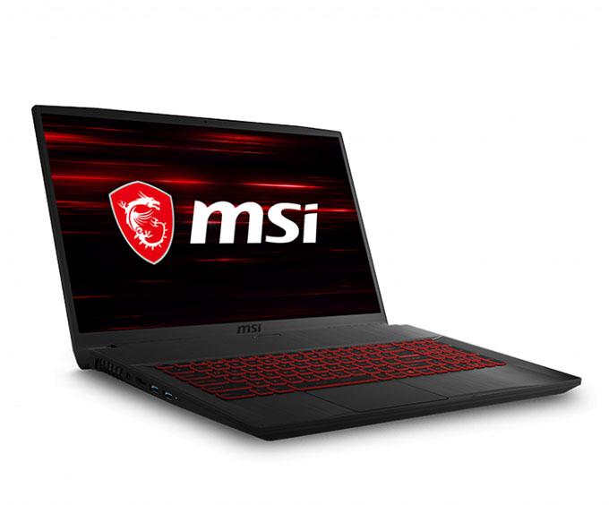 Laptop MSI GF75 Thin 10SCXR-038VN